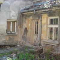Двора на старата болница
