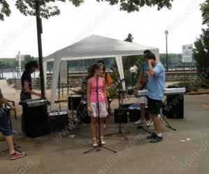 Младежки фестивал във Видин the Bridge 2011