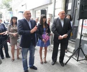 д-р Цветан Ценков даде старт на предизборната си кампания