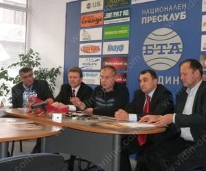 Посещение на Сергей Станишев във Видин