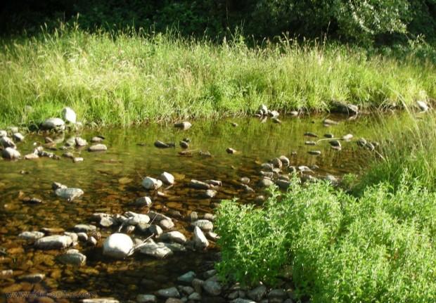 река Арчар до село Рабиша