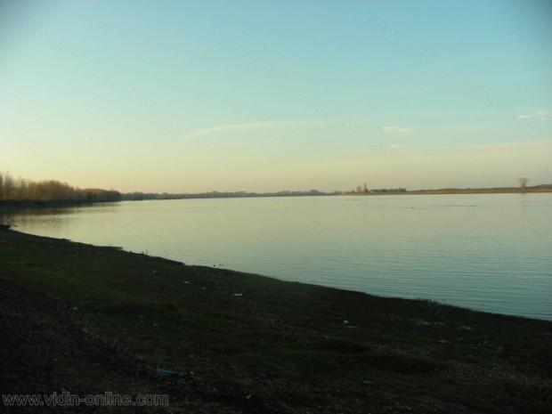 Нивото на река Дунав се покачва в българския участък на реката