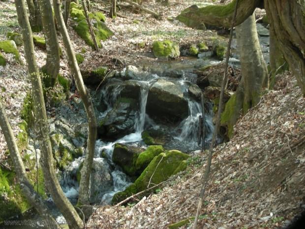 Раковишки водопади