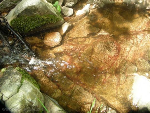 Водопад Сини Вир