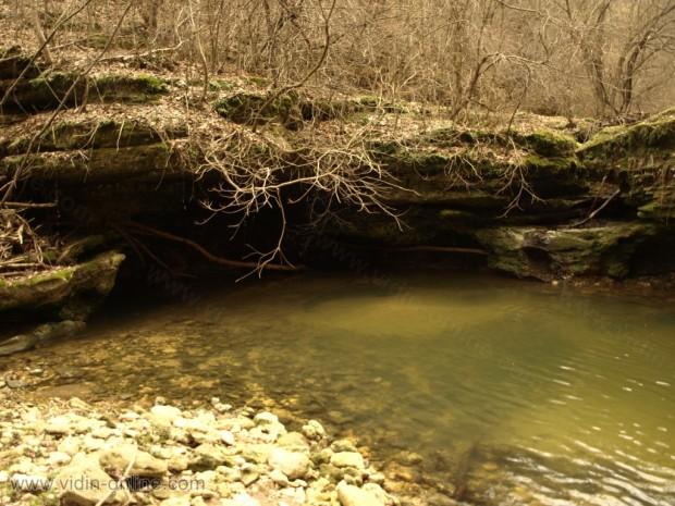 Водопад на река Свети Петър