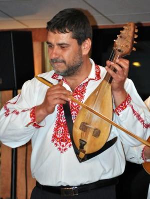 музикантът Георги Петров