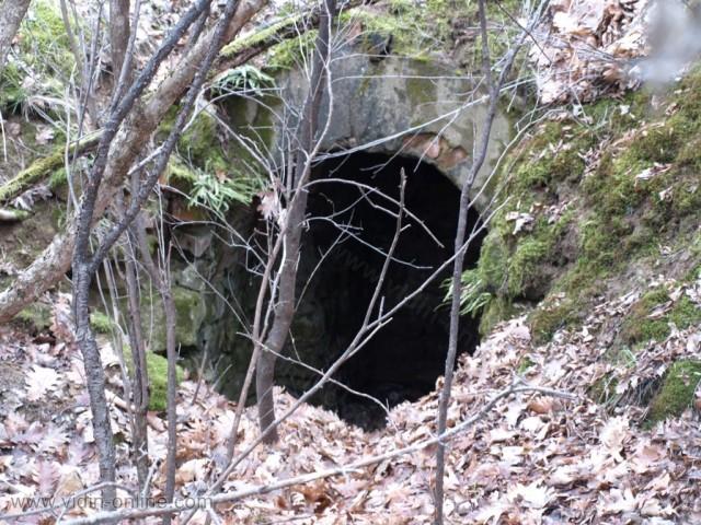 Бункери до село Кладоруб