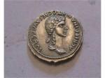 Денар на управлявалия само 21 дни римски император Гордиан II