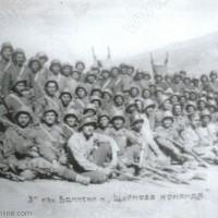 Щурмовата рота на 3-ти Бдински пехотен полк