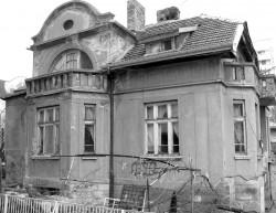 Къщата на арх.Аладжемов днес