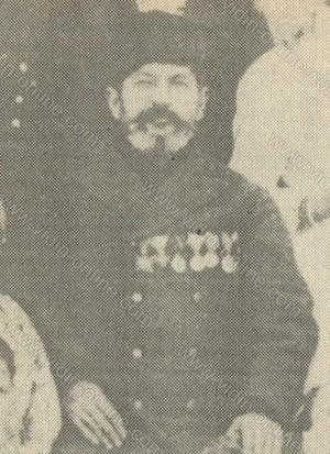 Стоян Пешов Раковски