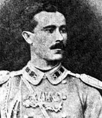 Капитан Марин Маринов - командир на полка в Сръбско-българската война.