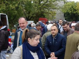 Зеленчукопроизводители поискаха от кандидата на БСП Людмил Димитров модерен пазар