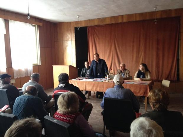 Людмил Димитров: Всеки общински съветник от БСП ще отговаря за няколко села