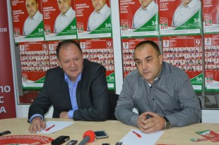 Михаил Миков: Гласуването за БСП е модерно, затова има ментета