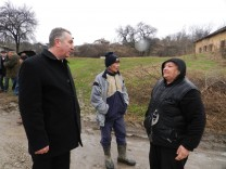 Предприемат се спешни мерки за отводняването на село Симеоново