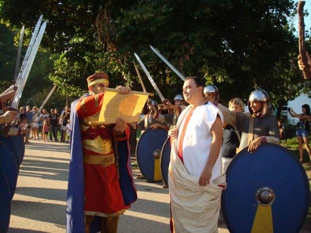 Средновековен фестивал Бъдин
