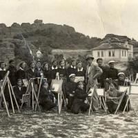 Гимназисти от Белоградчик 1930