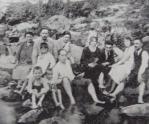 Кулчани на изглед във Владая 1932г