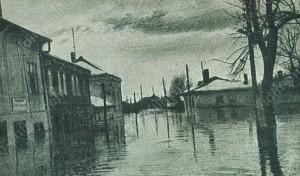 Наводнението през 1942г. - Видин