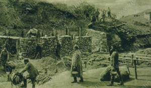 Трети пехотен бдински полк през първата световна война
