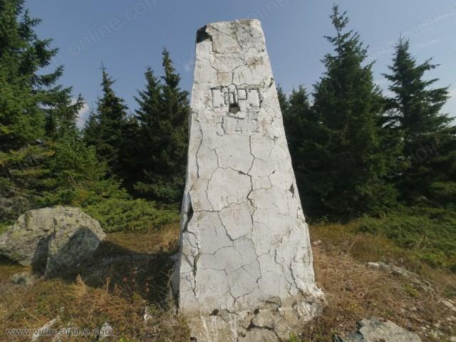 Връх Хайдушки камък