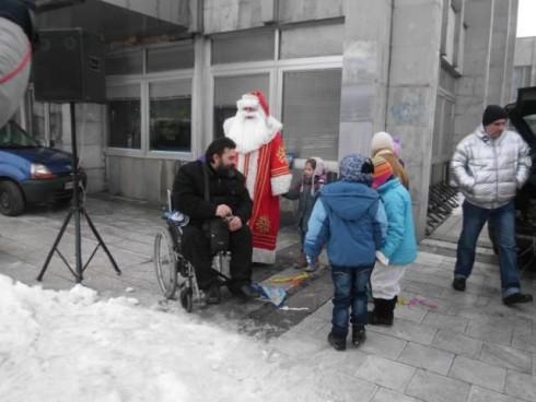 Детски зимен празник ще се проведе във Видин