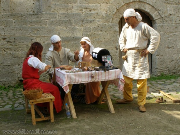 Средновековен фестивал Бъдинъ