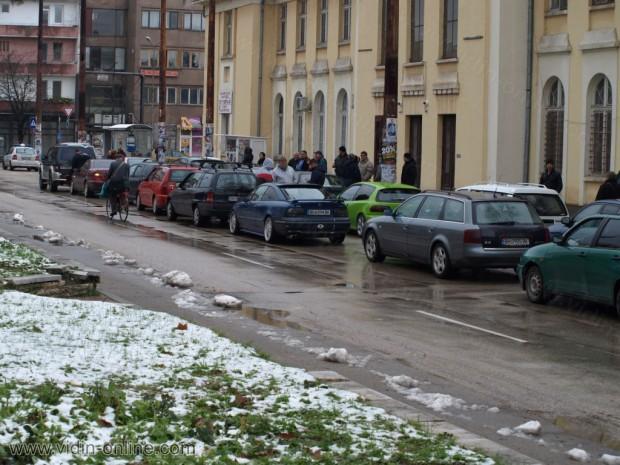 Протест против високите цени на винтеките