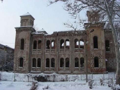 2,5 млн. евро ще струва възстановяването на видинската синагога, според архитект