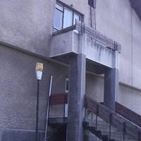 Задният вход - Връшка чука